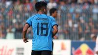 Hambali Tolib, gelandang Persela. (Bola.com/Aditya Wany)