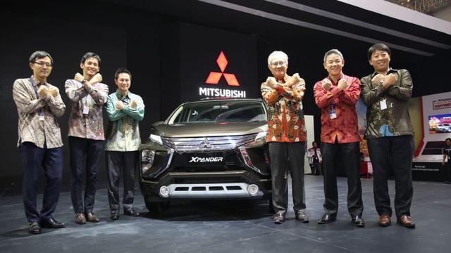 Mitsubishi Mengalahkan Para Pesaingnya Berkat Mitsubishi Xpander