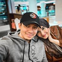 Irwansyah dan Zaskia Sungkar (Instagram/irwansyah_15)