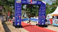 Atlet asal TNI AD, Frans Watopa tak disangka berhasil menjadi juara Rhino Cross Triathlon (dok: Vox Populi Publicists)
