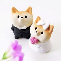 Si dia suka Shiba Inu? Coba kasih kado keramik Shiba Inu berikut ini. Pasti suka! (Via: boredpanda.com)