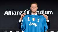Wojciech Szczesny resmi menjadi pemain Juventus. (doc. Juventus)