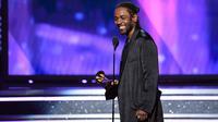 Kendrick Lamar meraih kemenangan di Grammy Awards 2018. (AFP / KEVIN WINTER / GETTY IMAGES NORTH AMERICA)