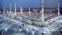 Ilustrasi Masjidil Haram, Mekkah (Istimewa)