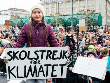 Bolos Sekolah, Ribuan Pelajar Tuntut Perlindungan Iklim di Jerman