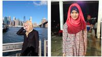 Seleb Non Muslim Ini Tampil Mempesona Dengan Berhijab (sumber: Kapanlagi)