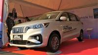 Suzuki Pamer All New Ertiga dengan Teknologi SHVS (PT SIS)