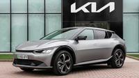 KIA EV6 resmi mengaspal di Inggris