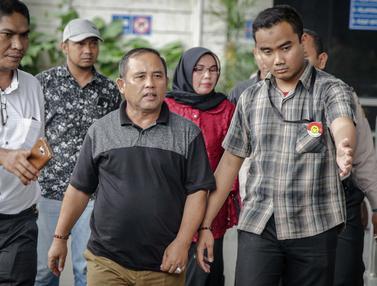 Kena OTT, Anggota DPRD dan Pejabat Pemprov Jambi Digelandang KPK
