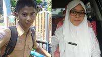 Beda Penampilan 6 Jebolan D'Academy Saat SMA Vs Kini, Bikin Pangling (sumber: Instagram.com/da@rizki123 dan Instagram.com/lestykejora)