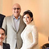 Maia Estianty bahagia setelah menikah. (Instagram/maiaestiantyreal)