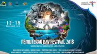 Pemutaran Bay Festival siap digelar di dua tempat. (foto: pemuteranbayfest.com)