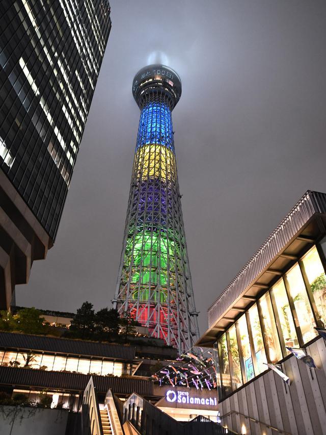 Gemerlap Cahaya Menyambut Olimpiade Tokyo 2020 / 2021 ...