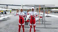 Dua atlet Indonesia, Melani Putri dan Mutiara Rahma Putri lolos ke Olimpiade Tokyo 2021 (Istimewa)
