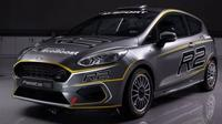 Ford Fiesta R2 terbaru resmi diperkenalkan. (M-Sport)