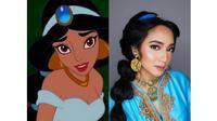 6 Potret Cantik Isabella Fawzi yang Disebut Mirip Putri Jasmine Versi Animasi (sumber: Instagram.com/isabellafawzi)