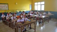 Anak usia SD tak luput dari ancaman kekerasan, perundungan, maupun pencabulan anak. (Foto: Liputan6.com/Muhamad Ridlo)