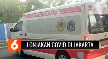 Kota Jakarta saat ini mengalami lonjakan angka positif Covid-19 yang amat tinggi dalam sepekan terakhir. Gubernur DKI Jakarta, Anies Baswedan, mengingatkan, Pemprov akan melakukan pengetatan ekstra, jika Jakarta memasuki fase genting Covid-19.