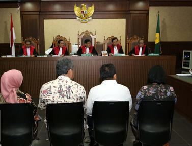 20160831- Sekda DKI dan Kepala Bappeda Jadi Saksi di Sidang Sanusi-Jakarta- Helmi Afandi
