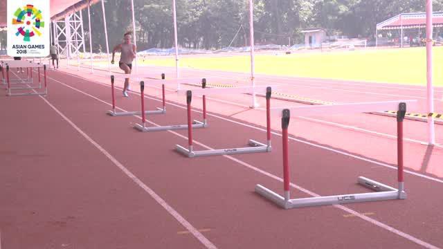 Berita video kisah atlet lari gawang Indonesia, Emilia Nova yang mencintai olahraga sejak kecil.