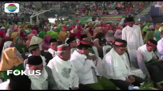 Dukungan diberikan lantaran kinerja Jokowi sebagai presiden selama ini dinilai berhasil oleh komunitas yang menamakan dirinya sebagai JKSN ini.