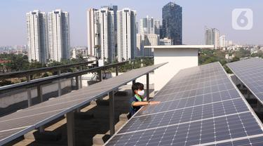 Pemerintah siapkan Target Energi Baru Terbarukan dan Konservasi Energi