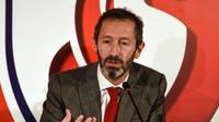 Direktur Olahraga LOSC Lille, Luis Campos. (AFP/Denis Charlet)