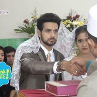 Shakti Arora adu akting dengan Rini Yulianti di FTV Cinta dari India.