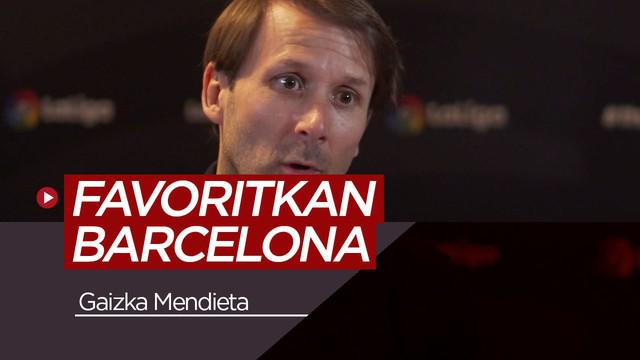 Berita video soal prediksi dari Gaizka Mendieta pada pertandingan antara Real Madrid menghadapi Barcelona akhir pekan nanti.