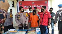 Pengungkapan kasus pembunuhan di Nias Selatan, Sumatera Utara (Sumut)