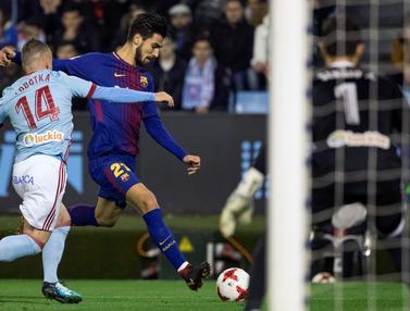 Barcelona Gagal Menang di Markas Celta Vigo