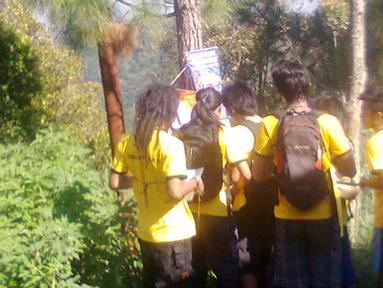 Citizen6, Karanganyar: Brahmahardhika Mapala FKIP UNS mengadakan Lomba Orienteering yang biasa disebut  LOMBA ORIENTEERING BRAHMAHARDHIKA (LOB) pada 23-24 Juli 2011. (Pengirim: Guruh Budi)