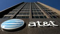 Kantor pusat AT&T (Sumber: Engadget)