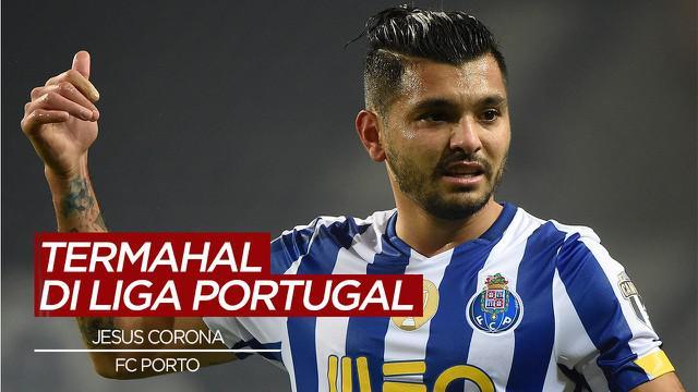 Berita Video Corona Jadi Pemain Termahal Liga Portugal Saat ini