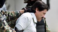 Bos Kartel Narkoba Meksiko El Chapo Diekstradisi ke AS (AFP)