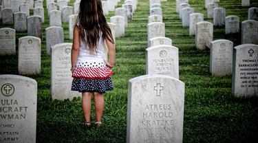 Ilustrasi mimpi tersesat di kuburan
