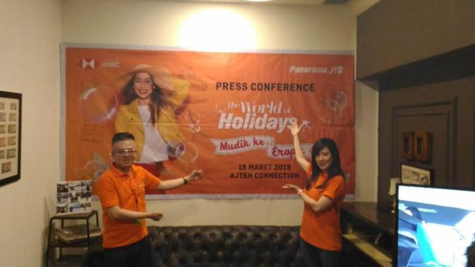 The World Of Holidays 2019 Angkat Tema Mudik Ke Eropa