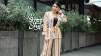 Street style Tyas Mirasih. (Instagram/tyasmirasih)