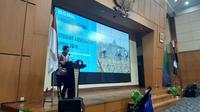 Menteri Pendidikan dan Kebudayaan (Mendikbud) Nadiem Makarim (Liputan6.com/Yopi Makdori)