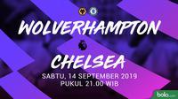 Premier League - Wolverhampton Wanderers Vs Chelsea (Bola.com/Adreanus Titus)
