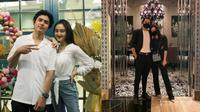 Rayakan Anniversary Pertama, Ini 6 Momen Mesra Ranty Maria dan Rayn Wijaya. (Sumber: Instagram/rantymaria dan Instagram/raynwijaya26)