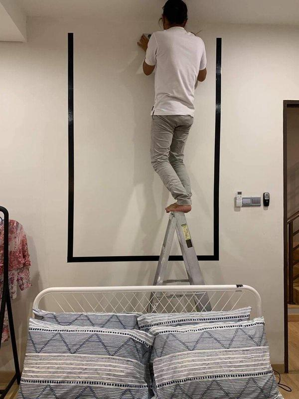 Unduh Kumpulan Wallpaper Dinding Dari Lakban HD Paling Baru