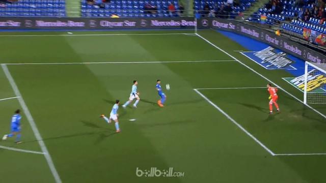 Angel Rodriguez tampil sempurna untuk membantu Getafe menghancurkan Celta dengan skor 3-0. Selain mencetak dua gol bagi tuan rumah...