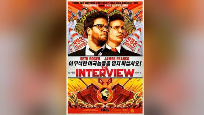 Poster Film The Interview (Wikipedia/Fair Use)