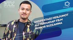 Ungkapan perasaan Herjunot Ali terhadap film horor Suzzanna