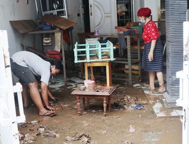 Banjir di Ciledug Indah Tangerang