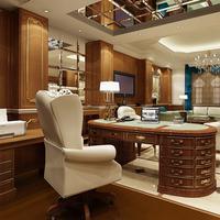 Siapa yang tidak mau bekerja di ruang kerja yang elegan? Suatu saat nanti kamu pasti bisa duduk di ruangan sekelas ruang kerja CEO.