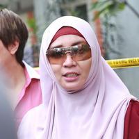 Rekonstruksi Kasus Farah Dibba (Adrian Putra/bintang.com)