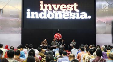 Jokowi Dialog Ekonomi dengan Para Pelaku Pasar Modal