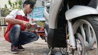 Pertamina Lubricant Berikan layanan Ganti Oli Gratis Untuk Korban Banjir (Ist)